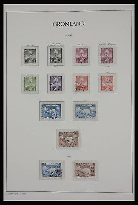 Lot 27801 Collection stamps of Greenland 1938-2011.