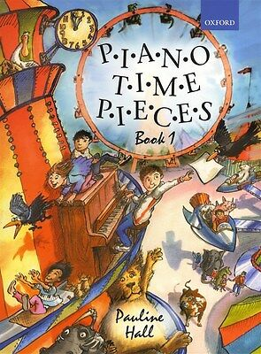 Pauline Hall - Piano Time Pieces Book 1, Book 2 & Book 3 Available