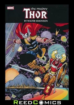 THOR BY WALTER SIMONSON OMNIBUS HARDCOVER (1192 Pages) New Edition Hardback