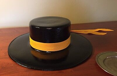 Napoleonic Era / War Of 1812 Navy Sailor Style Hat Made In USA