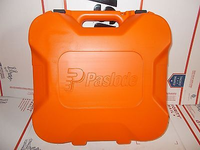 """new"" Paslode # 905607 Tool Case (Xp-Cordless) All Orange Cordless Framers Fit"