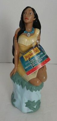 Vintage Pocahontas Bubble Bath Figure              (Inv14763)