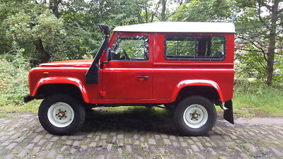 Land Rover Defender 90 200TDi County Station Wagon USA Export CSW SUV Off Road