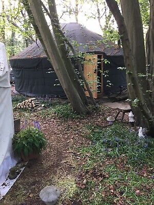 Woodland Glamping half term HALF PRICE