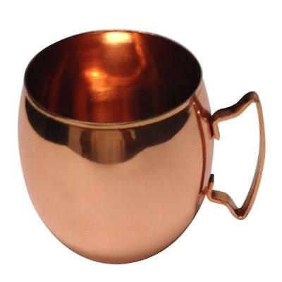 14 Oz Copper Moscow Mule Mugs - Case Of 12 - World Tableware CMM100