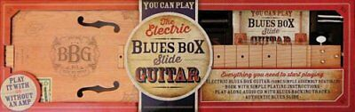 Electric Blues Box Slide Guitar Kit 9781743677582 (Book, 2015)