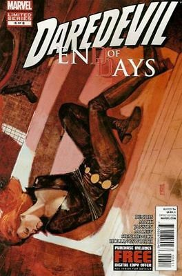 Daredevil: End of Days (2012 Ltd) #6 VF/NM Marvel Comics MODERN AGE