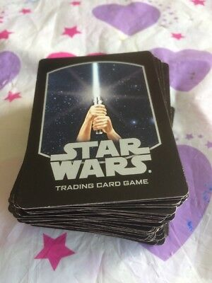 Star Wars Trading Cards 2002 Job Lot Of 101 Of 180 Cards