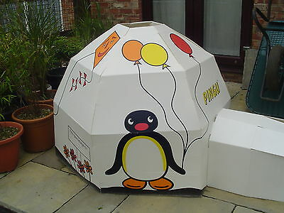 Pingu's playhouse YOU WILL NOT FIND ANOTHER ANYWHERE ELSE