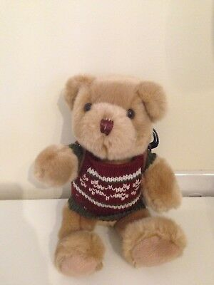 Henry The Hiker The Teddy Bear Collection With Tags