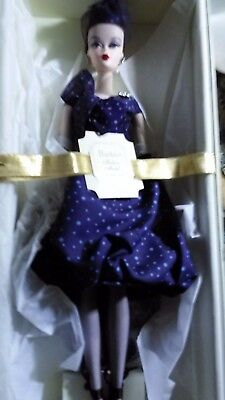 Collectible Barbie Doll Parisienne Pretty Barbie 2009 Dealer Exclusive   5,000