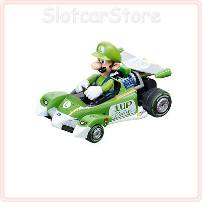 carrera go plus auto car 61038 mario kart wario. Black Bedroom Furniture Sets. Home Design Ideas