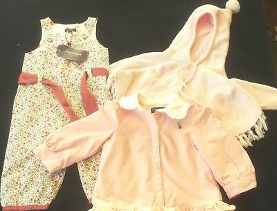 Baby Girl Lot - Size 12mths 1 - Ralph Lauren Sergent Major & Seed