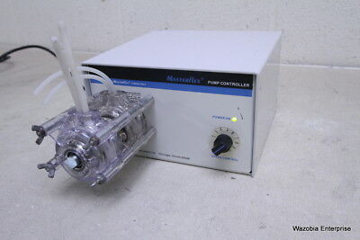Cole Parmer Masterflex Peristaltic Pump Controller 7553-50 And Head 7016-20