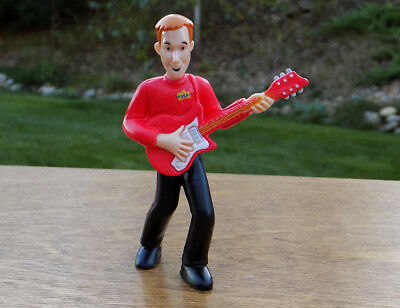 The Wiggles MURRAY Red Figure - RARE - More to choose from!
