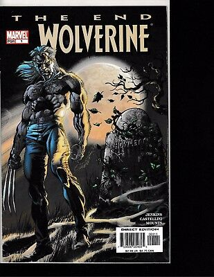 Wolverine The End 1