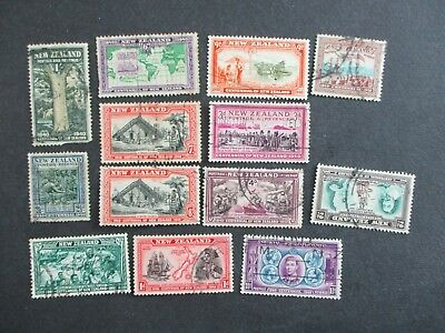 New Zealand Stamps (used) - Excellent Items, Must Have! (9125)