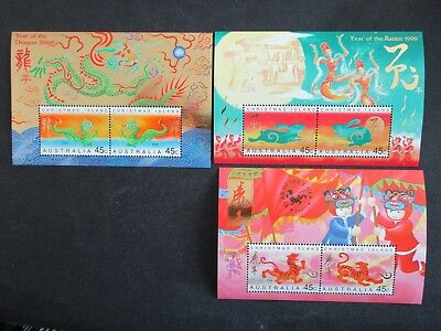 Australian Decimal Stamps - Christmas Island - Great Mix of Issues (6241)