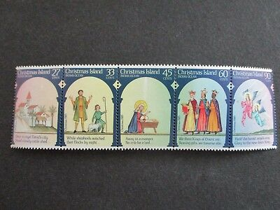 Australian Decimal Stamps - Christmas Island - Great Mix of Issues (6227)