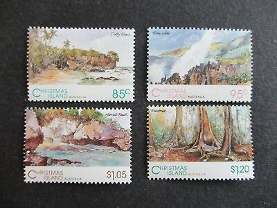 Australian Decimal Stamps - Christmas Island - Great Mix of Issues (6207)