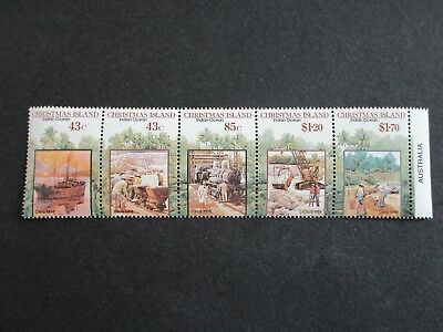 Australian Decimal Stamps - Christmas Island - Great Mix of Issues (6231)