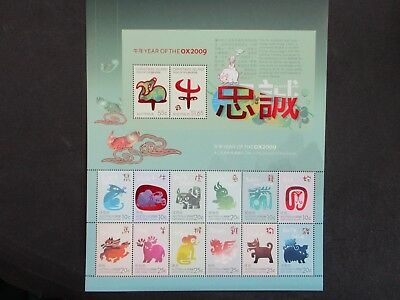 Australian Decimal Stamps - Christmas Island - Great Mix of Issues (6256)