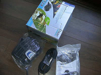 Oase Aquamax Eco Filter and Stream Pump Classic 2500 - Brand new
