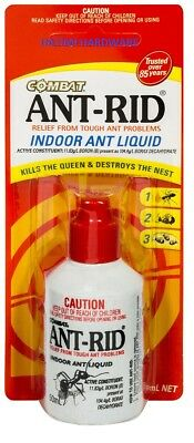 ANT RID 50mL FOR ANTS LIQUID CONCENTRATED KILLS THE QUEEN AND NESTS