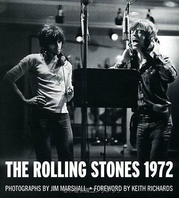 Photo Books The Rolling stones in 1972 very rare Japan 2012