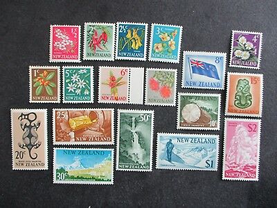 New Zealand Stamps (Mint) - Excellent Items, Must Have! (9272)