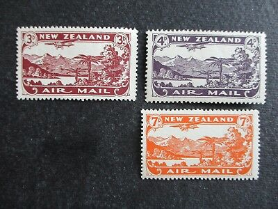 New Zealand Stamps (Mint) - Excellent Items, Must Have! (9285)