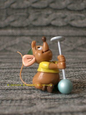 New -Gus- Cinderella So Tiny! Figure Disney Choco Egg Octavius mouse Miniature