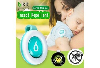2X Mosquito Repellent Badge Button Baby Pregnant Woman Mosquito Repellent Clip H