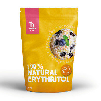 4 x 1kg Naturally Sweet Erythritol ( total 4kg )