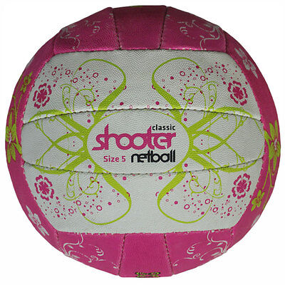 Summit Liz Ellis Shooter Netball - Size 5