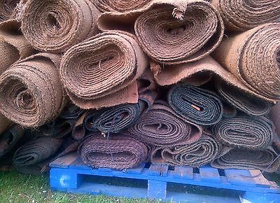 20'ft x 6' Roll of COCONUT MATTING MARQUEE ✮12m2✮ Lots of Uses ✮