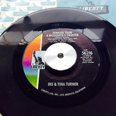 ** Soul Classic ** Ike & Tina Turner - Proud Mary/funkier ** Ex - Northern Soul