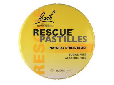 2 x 50g MARTIN & PLEASANCE Rescue Pastilles Original 100g Natural Stress Relief