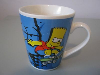 Bart Simpson Collectable Ceramic Cup / Mug - Official Merchandise 2004