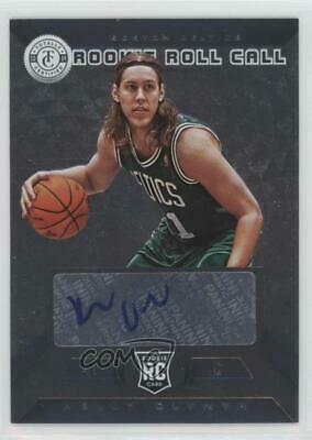 2013 Totally Certified Rookie Roll Call Signatures Silver #13 Kelly Olynyk Auto