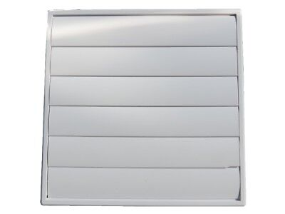 Air Vent 150 mm Connection, Automatic Shutters Exhaust Grid