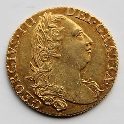 Guinea 1775 coin George III (1760-1820) near EF