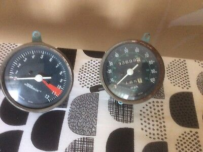 Honda Cb400 Four Clocks