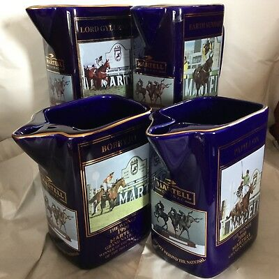 Grand National Winners  Collectors  Water Jugs. Limited Editions 1997-2000 Vgc