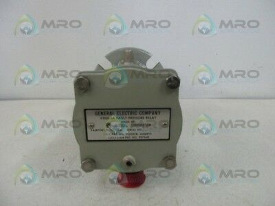 General Electric 900-1A Fault Pressure Relay *used*