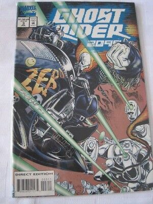 GHOST RIDER 2099 Marvel comic July 1994 No 3 NM