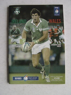 Ireland v Wales 2004 Rugby