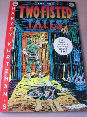 TWO-FISTED TALES Entertaining Comic 1993 NM 48 page