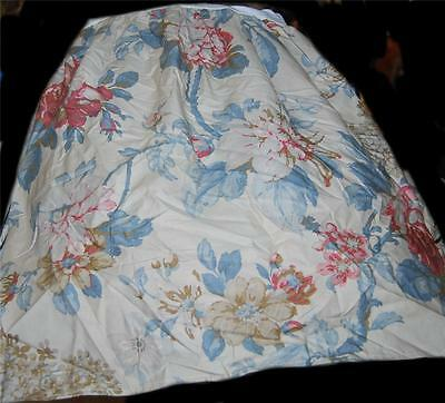 Ralph Lauren LAKE HOUSE FLORAL Queen Bedskirt NEW WITHOUT TAGS