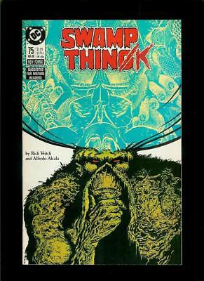 Swamp Thing Issue #75 Swamp Think (DC, 1988, VF/NM)